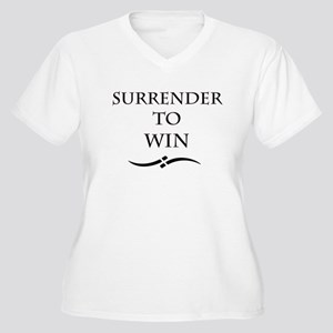 Surrender Plus Size T-Shirt