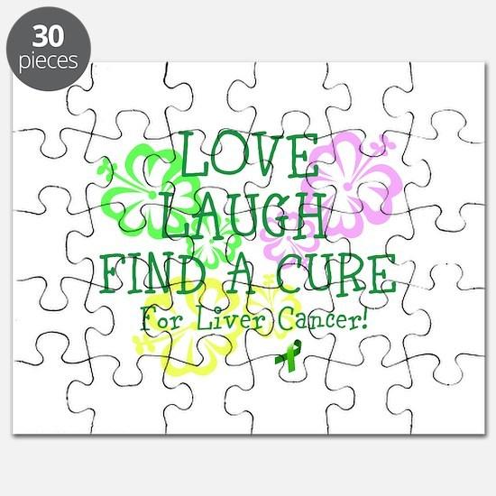 Love Laugh Cure Liver Puzzle