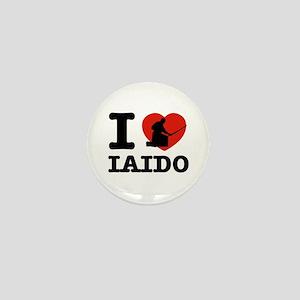 I love Laido Mini Button