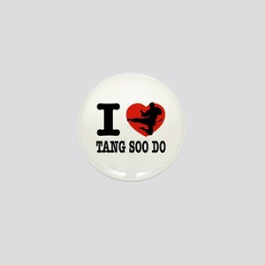 I love Tang Soo Do Mini Button