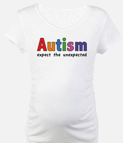 Autism Expect the unexpected Shirt