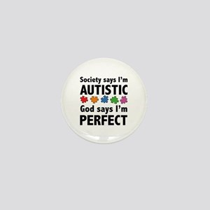 he says im perfect