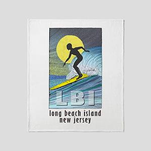 Surfer... Throw Blanket