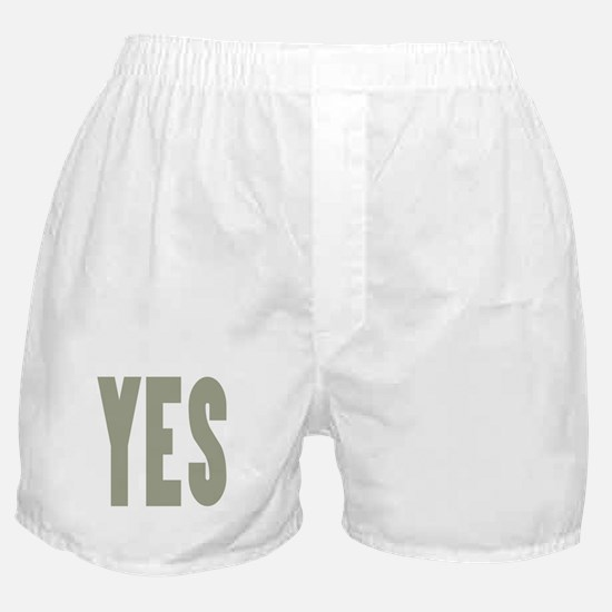 The Very Positive Boxer Shorts