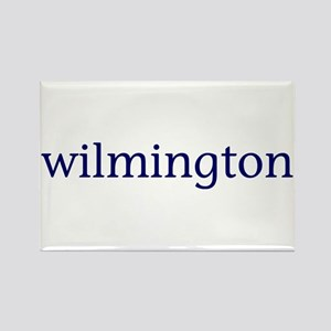 Wilmington Rectangle Magnet