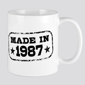 Made In 1987 Mug