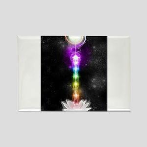 Sacred self Rectangle Magnet
