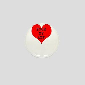ATF GIRL T HIRTS Mini Button