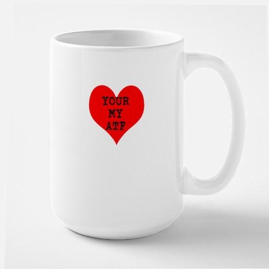 ATF GIRL T HIRTS Mug