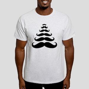 Merry Moustache Light T-Shirt