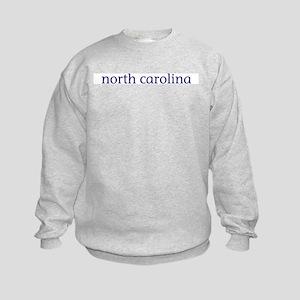 North Carolina Kids Sweatshirt
