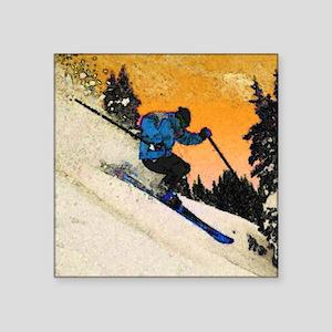 skier1 Sticker