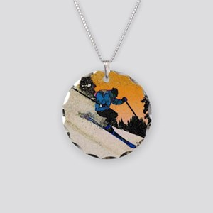 skier1 Necklace