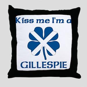Gillespie Family Throw Pillow