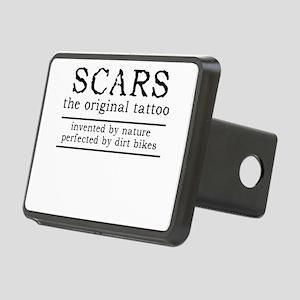 Scars Original Tattoo Dirt Bike Motocross Funny Hi