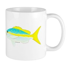 Yellowtail Snapper fish Mug