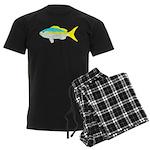 Yellowtail Snapper fish Pajamas