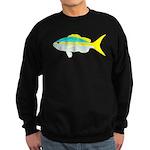 Yellowtail Snapper fish Sweatshirt