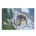 Wolf Moon Rising: Postcards (Package of 8)