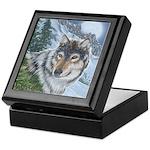 Wolf Moon Rising: Keepsake Box