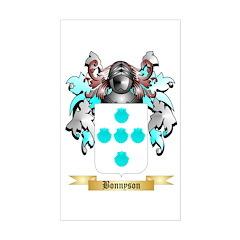 Bonnyson Sticker (Rectangle)