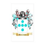 Bonnyson Sticker (Rectangle 50 pk)