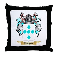 Bonnyson Throw Pillow