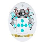 Bonnyson Ornament (Oval)