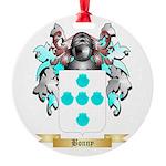 Bonny Round Ornament