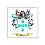 Bonny Square Sticker 3