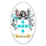 Bonny Sticker (Oval 50 pk)