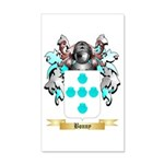 Bonny 20x12 Wall Decal