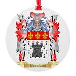 Bonnivant Round Ornament