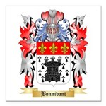 Bonnivant Square Car Magnet 3