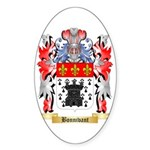 Bonnivant Sticker (Oval 10 pk)
