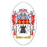 Bonnivant Sticker (Oval 50 pk)