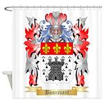 Bonnivant Shower Curtain