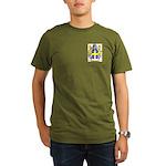 Bonniface Organic Men's T-Shirt (dark)