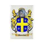 Bonniface Rectangle Magnet (100 pack)