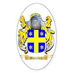 Bonniface Sticker (Oval)