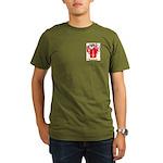 Bonnici Organic Men's T-Shirt (dark)