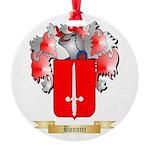 Bonnici Round Ornament