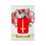 Bonnici Rectangle Magnet (100 pack)