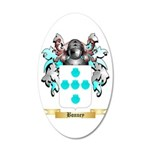 Bonney 20x12 Oval Wall Decal