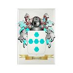 Bonnett Rectangle Magnet