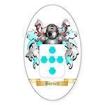 Bonnett Sticker (Oval)