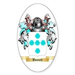 Bonnett Sticker (Oval 10 pk)