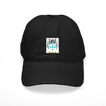 Bonnet Black Cap