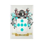 Bonnet Rectangle Magnet