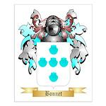 Bonnet Small Poster